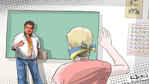 Украинская реформа образования: пять лет спустя. Green Tea