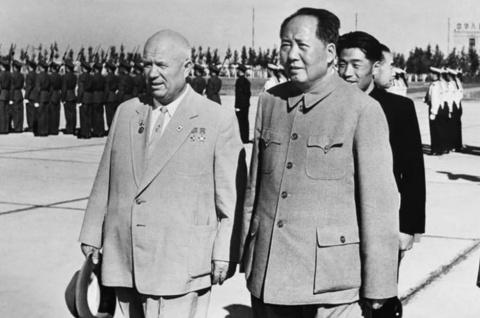 Мао против Хрущёва. Как кита…