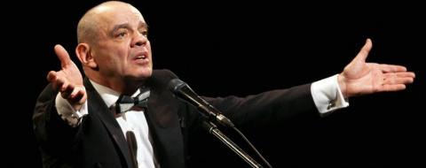 Одесский правосек обьявил, что поклонники Райкина сами виноваты в срыве концерта кумира