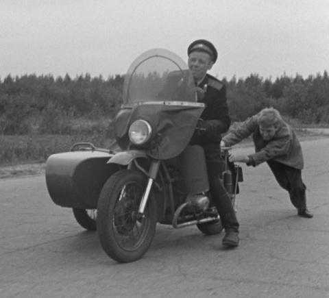 Культовые мотоциклы в СССР