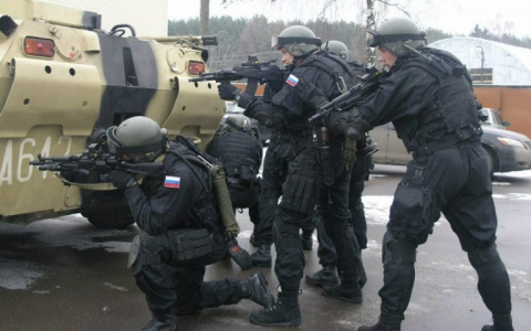 ФСБ проведет в Крыму учения …