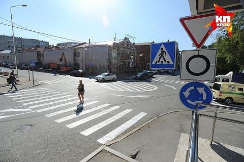 Новые правила движения на круговых перекрестках вступили в силу