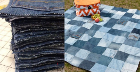 Как сделать удобное одеяло д…