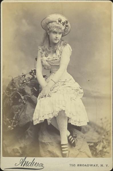 Женщины, по которым сходил с ума XIX век