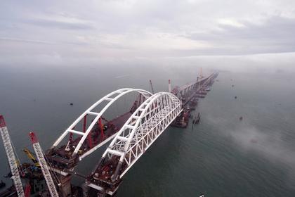 Мост из Кубани в Крым получи…