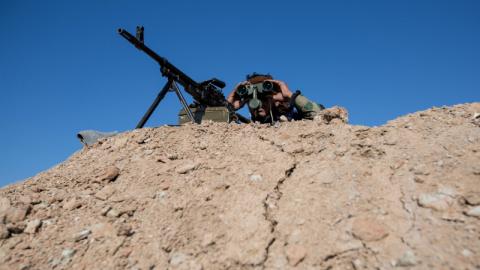 Сирия: 8 нарушений перемирия…