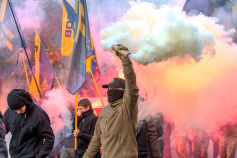 Украинские радикалы объявили…