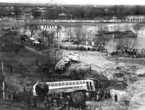 Катастрофы во времена СССР