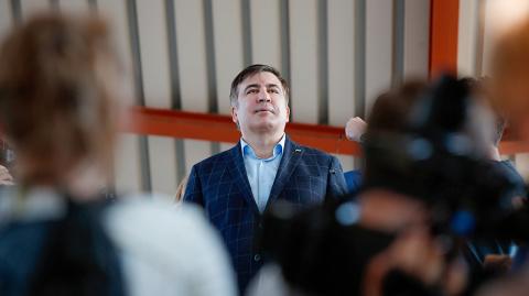 Саакашвили отложил «спасение…