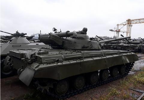 В Карелию прибудут танки