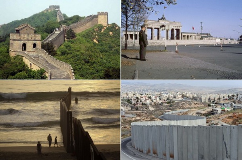 The Wall: 10 величайших стен…