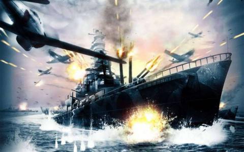 Корабли сражались до конца