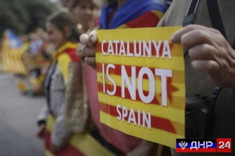 Почти 90% жителей Каталонии проголосовали за независимость от Испании