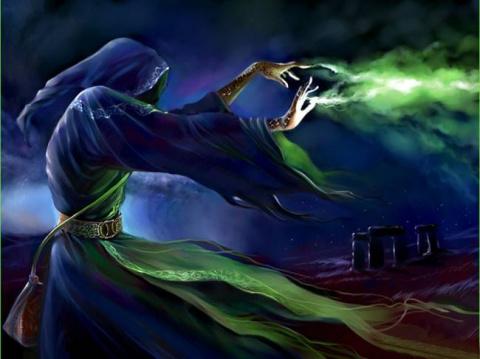 Мир магов и магии