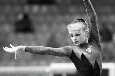Украинская гимнастка рассказ…