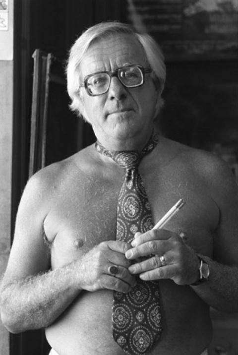 Редкие фотографии известных поэтов и писателей разных лет.