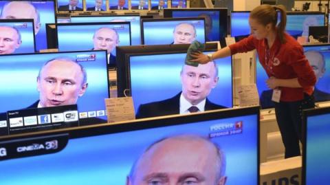"""Европарламент обсудил """"росси…"""