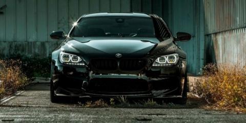 Опубликованы изображения «дьявольского» BMW M666