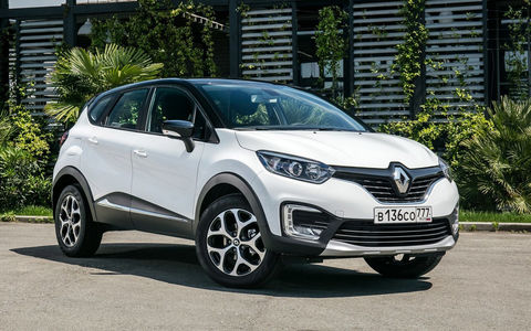 Самая дешевая версия Renault…