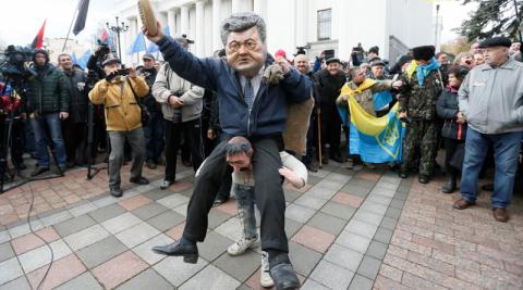Саакашвили объявил, что Поро…