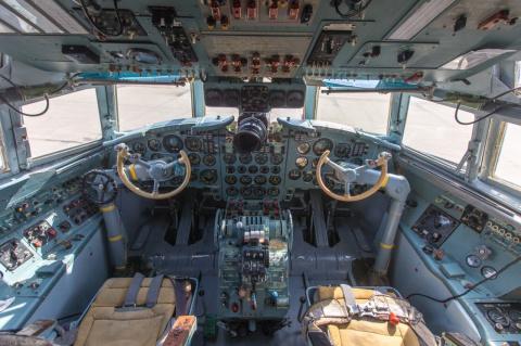 Ил-18 в Сомалиленде
