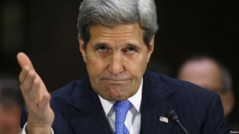 Джон Керри признал выполнение Россией «важной части» Минских соглашений... Вау!...