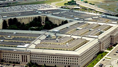 Пентагон по ошибке ретвитнул…