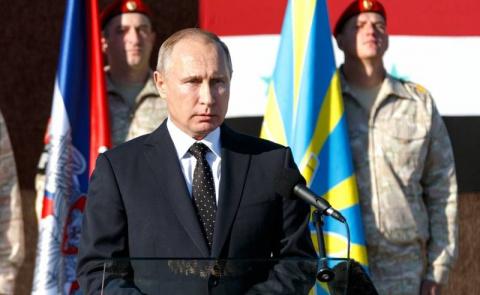 Что обсуждал Путин с лидерам…
