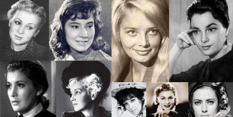 Знаменитые актрисы СССР тогд…