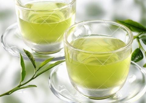 Зеленый чай полезный напиток для человека