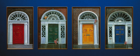 Ангелы дверей, оберегающие историю Англии