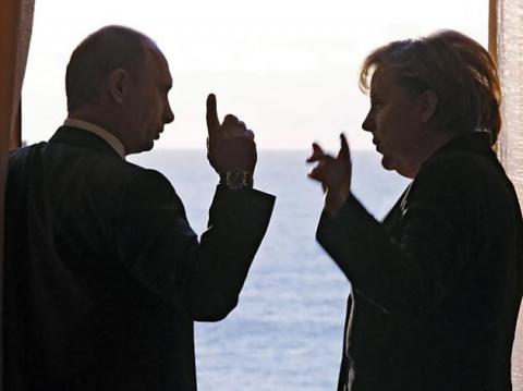 Владимир Путин не оставил ша…
