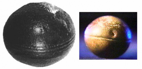 Тайна клерксдорпских шаров