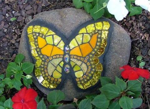 Шикарный декор мозаикой — 40 лучших идей для дома и дачи