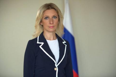 Захарова ответила Климкину: …