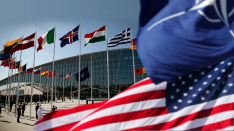 США не получат помощи НАТО в…