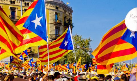 Руководство Каталонии подпис…