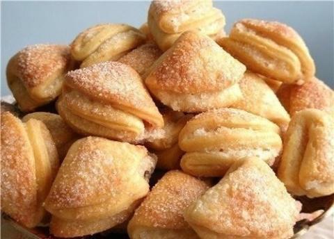 Идеальный рецепт творожного печенья
