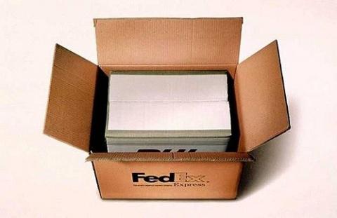 Посылки DHL доставляются с помощью FedEx