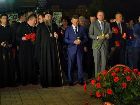 ВПриднестровье зажгли свечи…