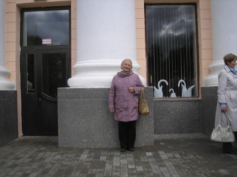Тамара Альшевская