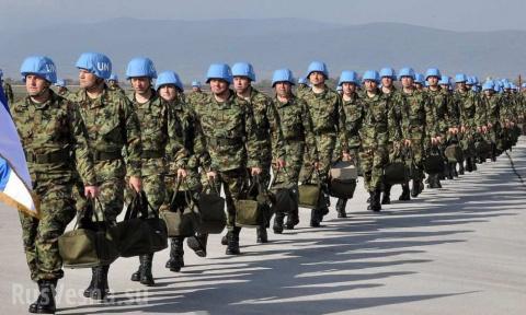 «Абсурдность и избыточность»: что стоит за вероятным планом Вашингтона разместить 20 тысяч миротворцев в Донбассе