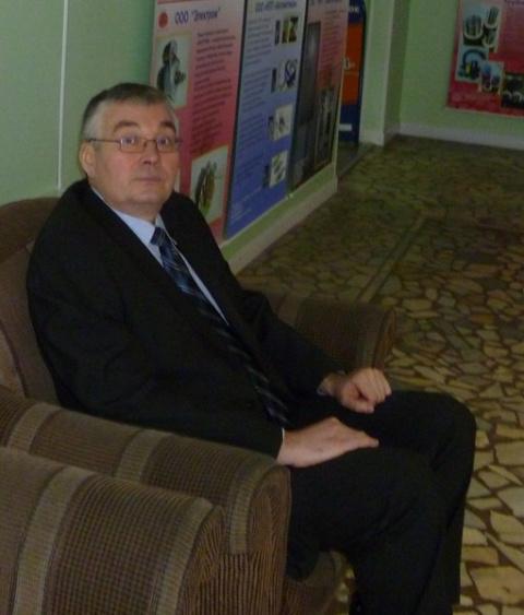 Александр Домрачев