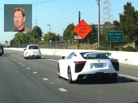 Автомобили основателей компа…