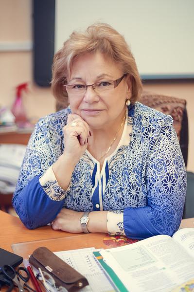 Мария Соколянская