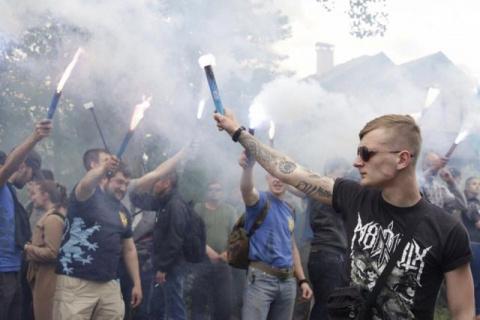 Националистическая С14 («Сич…