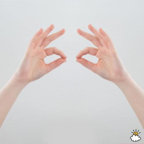 Всего-то сжать два пальца рук, и результат увидите сами!