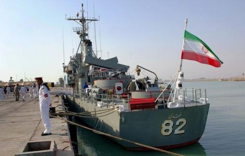 Корабли ВМС Ирана отправятся…