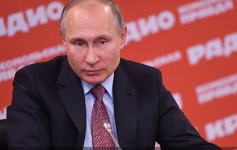 Путин сообщил, что знает, кт…