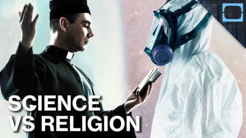 Ученым - науку, богословам - веру